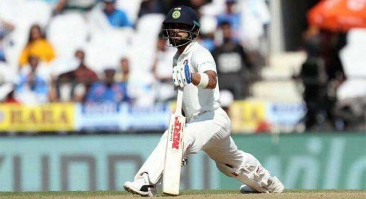 Kohli passes landmark 5,000 Test runs