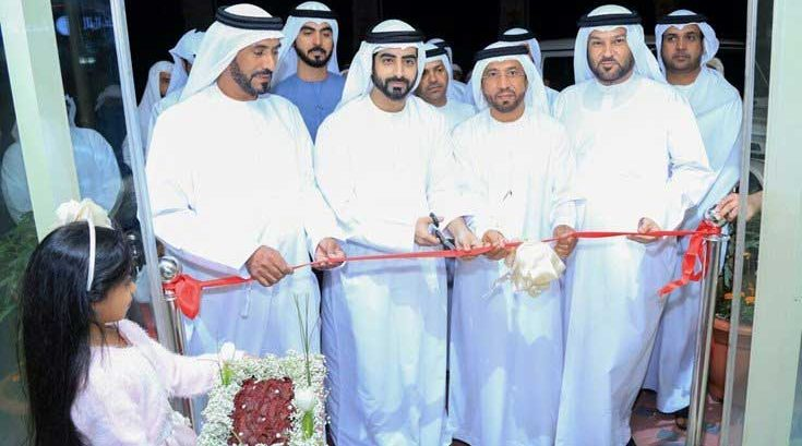 'First of its kind' mall opens in Sharjah