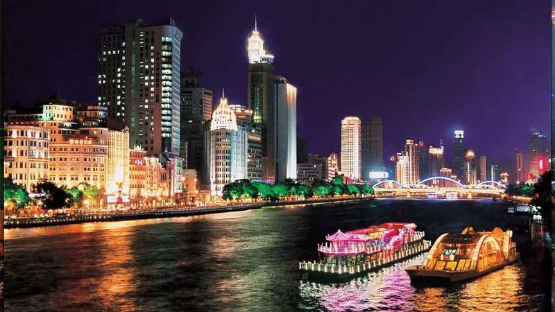 pearl river cruise china