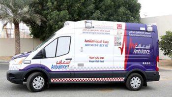 Indian couple killed, 6 injured in Sharjah car crash
