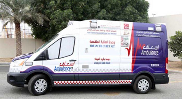 27 injured in Dubai bus crash