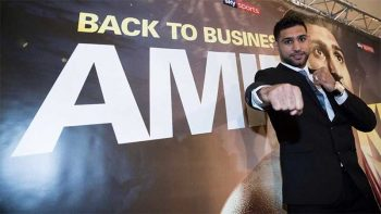 Could Amir Khan fight Manny Pacquiao next?