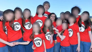13 siblings found locked up, chained in California home by parents
