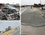 Mother, 6 children killed in Saudi car crash