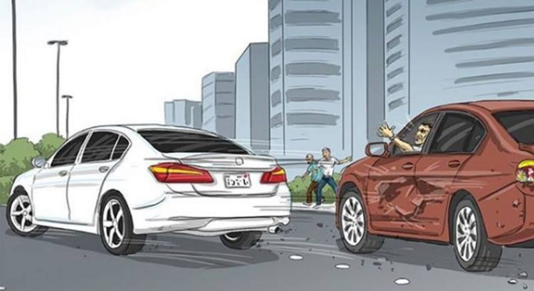 Man in Abu Dhabi hit-and-run arrested