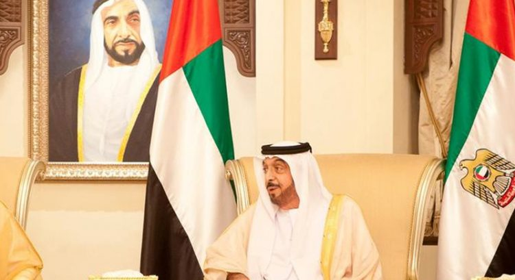Sheikh Khalifa issues decree to create UAE media office
