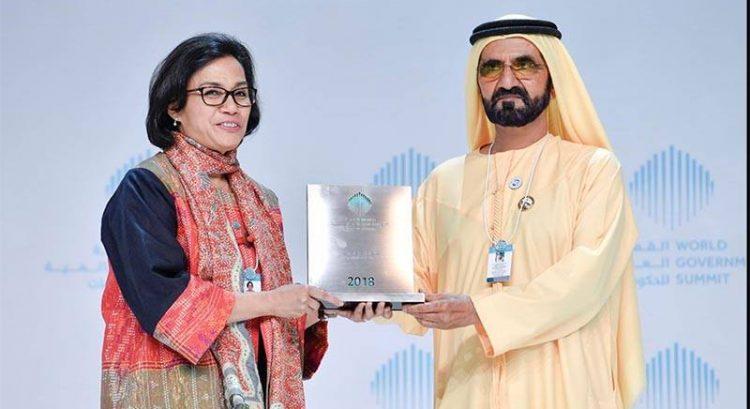 World's best minister named in Dubai