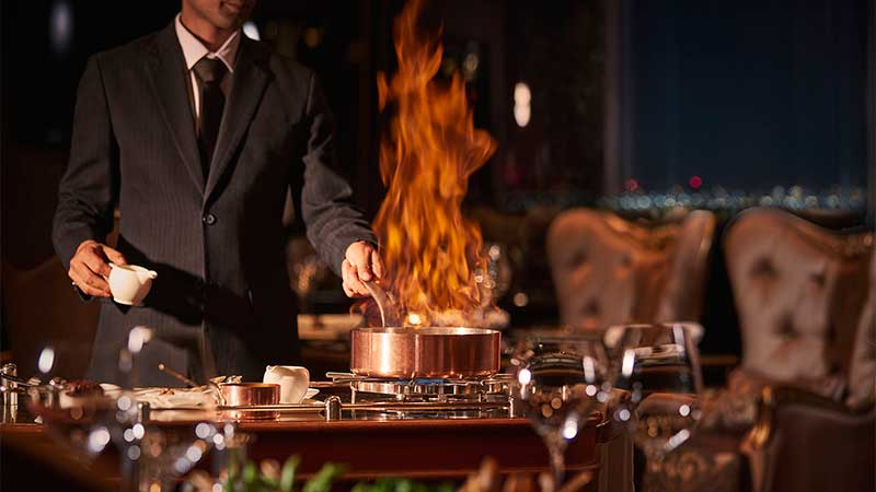 Prime steak house Meydan Hotel