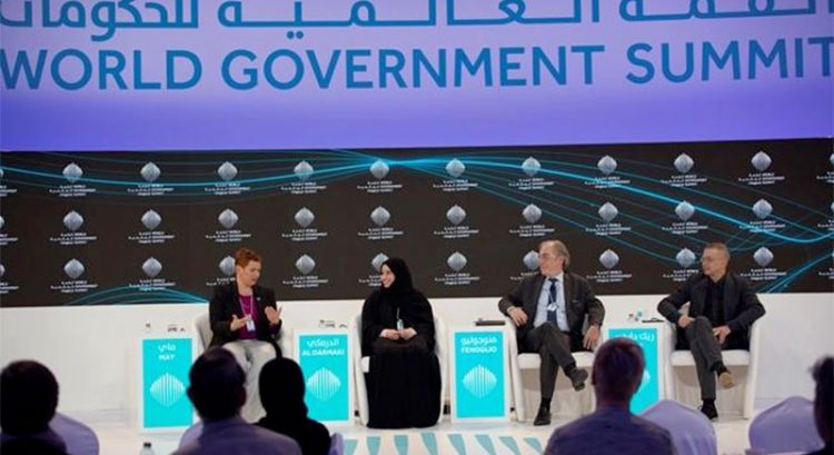 Challenges of sending man to Mars explored at World Government Summit in Dubai