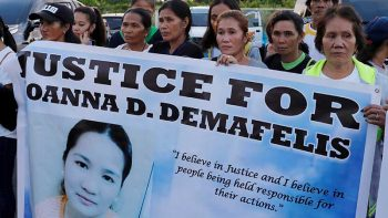 Filipina Demafelis Kuwait murder case: Syrian woman convicted