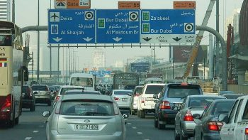 UAE vehicles to have accident alert system