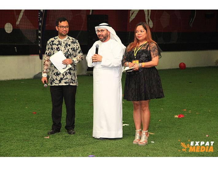 Sinulog in UAE 2018. JONATHAN YBERA/EXPAT MEDIA