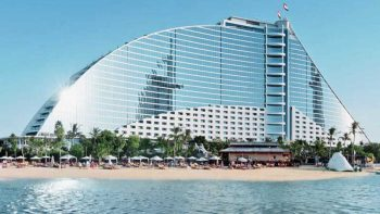 Jumeirah Beach Hotel ready for reopening after 5-month closure