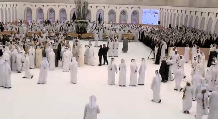 Ras Al Khaimah Crown Prince married in mass wedding