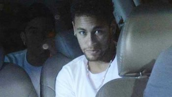 Neymar discharged from hospital after surgery on golden foot