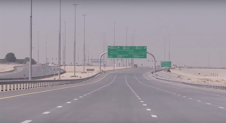 Look: New Dh474 million road to open in Dubai soon