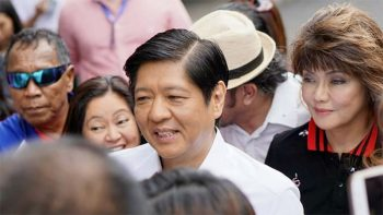 Philippines starts vote recount in Bongbong Marcos contest for vice presidency