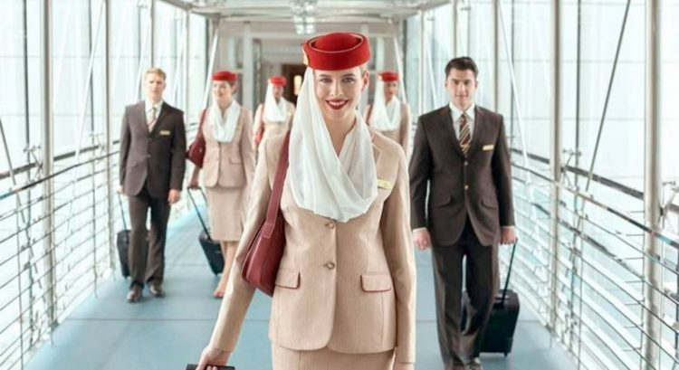 Emirates recruiting for cabin crew in Dubai
