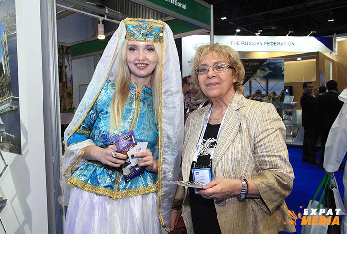 ATM Arabian Travel Market 2018. JONATHAN YBERA/Expat Media