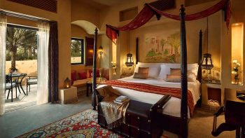 Stay at exclusive Bab Al Shams resort for Dh1,100