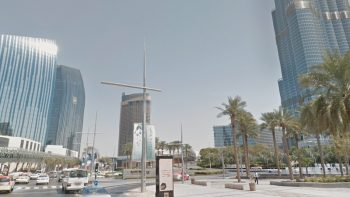 How to get to Downtown Dubai on New Year's Eve 2019