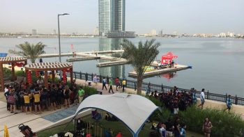 Dragon boat fest begins in Ras Al Khaimah