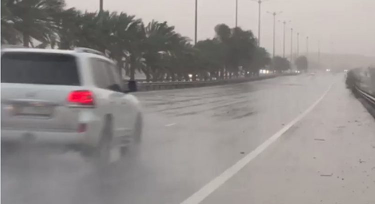 Rain and thunderstorms forecast in UAE