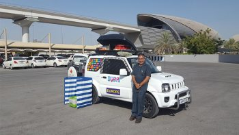 Ex-Dubai resident to travel from Dubai to Moscow in jeep