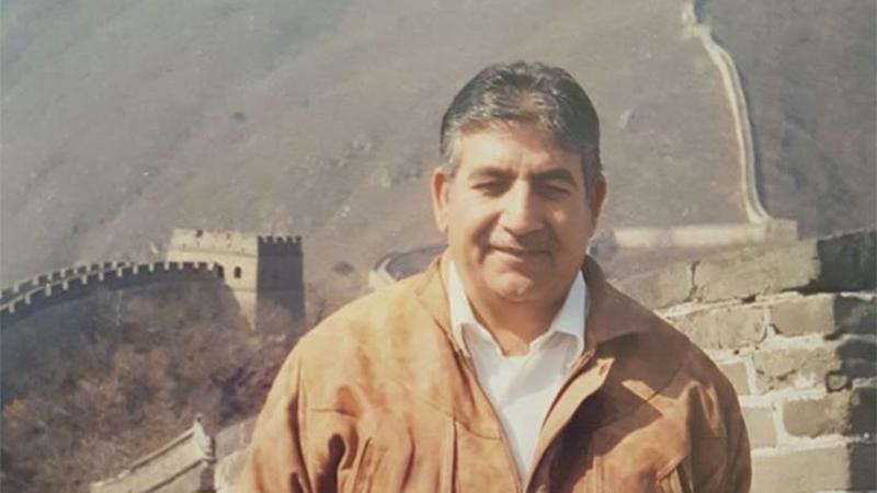 Munir Karim's trip