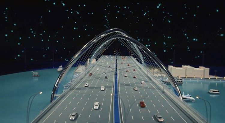 This is how Dh394 million Shindagha Bridge will look like