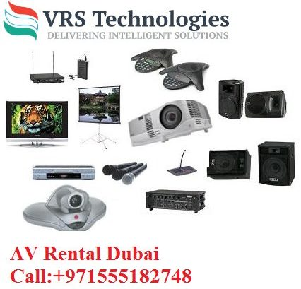 AV Rental – AV Rentals in Dubai – Audio Visual Companies in Dubai