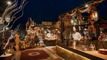 4 iftars to try in Dubai and Ajman