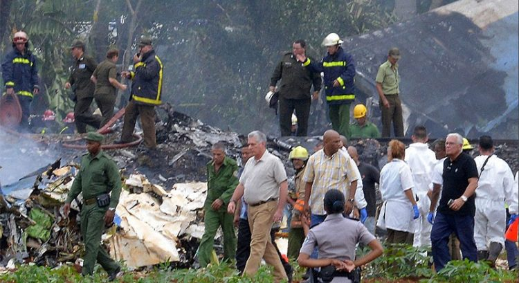Cuba mourns after 107 killed in airliner crash