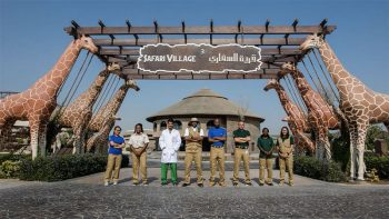 Dubai Safari to reopen soon: what's in store