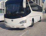 Bus Rental Sharjah UAE
