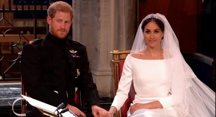Live: Prince Harry and Meghan Markle wed