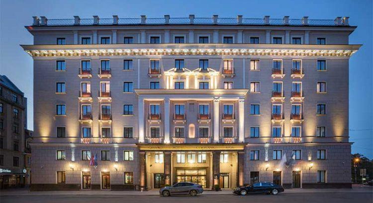Kempinski Riga: Splendid escape in Latvia