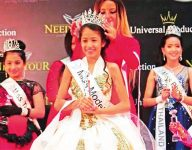 Dubai girl crowned Little Miss Universe