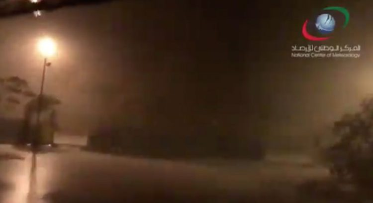 Deadly Cyclone Mekunu to spare UAE