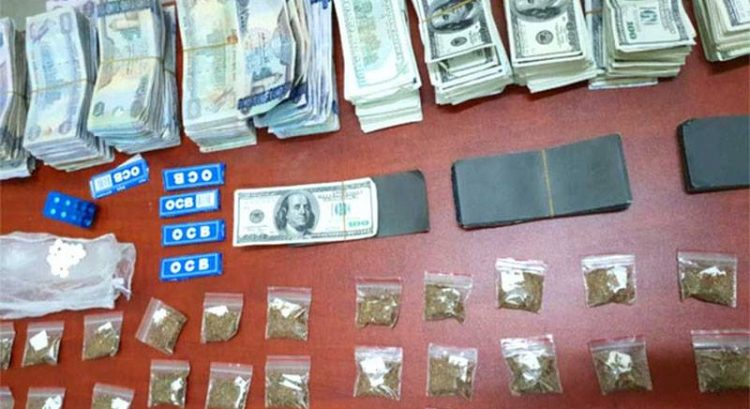 5 drug dealers arrested in Ras Al Khaimah