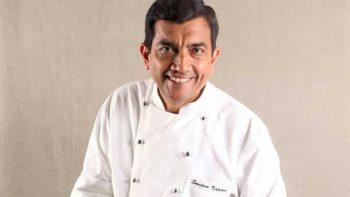 Master chef Sanjeev Kapoor flies to Dubai with special rotis