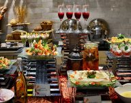 Iftar celebrations at The Terrace on Abu Dhabi Corniche