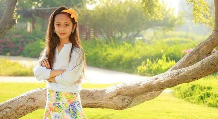 Meet an 11-year-old singing champion from Abu Dhabi