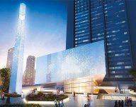 'Cube' grand mosque to open in Dubai