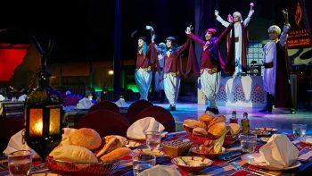 Five choices for a remarkable Eid-Al-Fitr At 'Bab Al Shams Desert Resort & Spa'