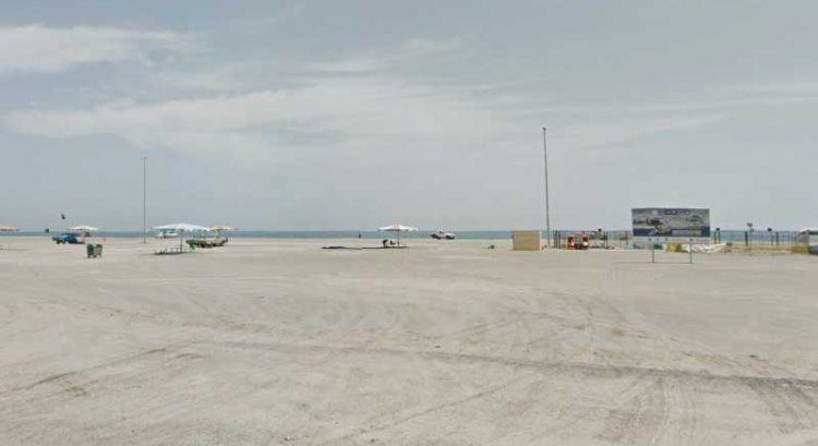 Park on this UAE beach and pay Dh1,000 fine