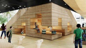 Futuristic children's library to open in Abu Dhabi