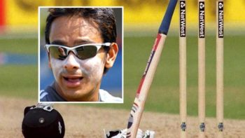 Indian former cricketer at centre of spot-fixing scandal
