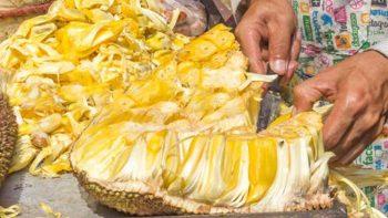 Teen vendor arrested over jackfruit, 12 cops suspended
