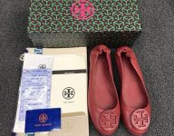 Tory Burch Flat Shoes for sale